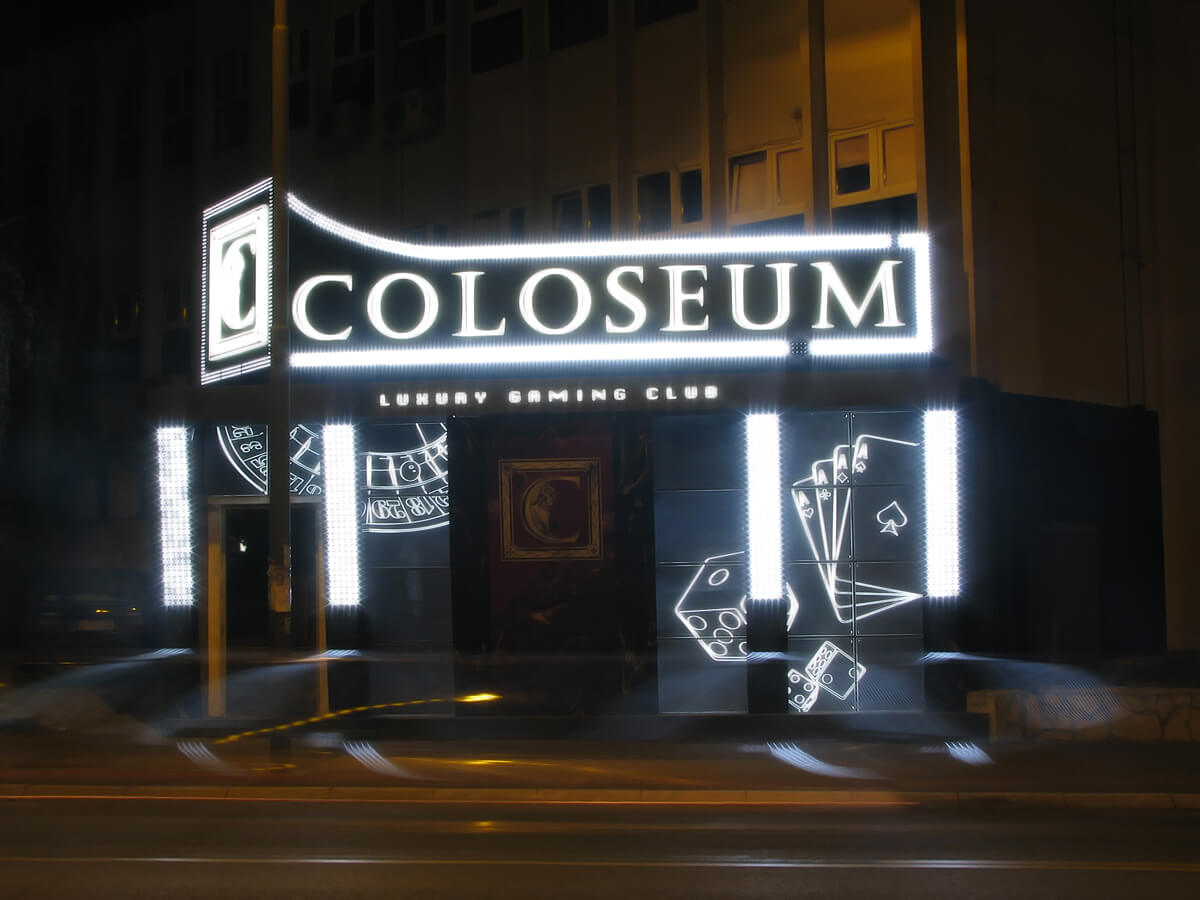 CASINO COLOSEUM